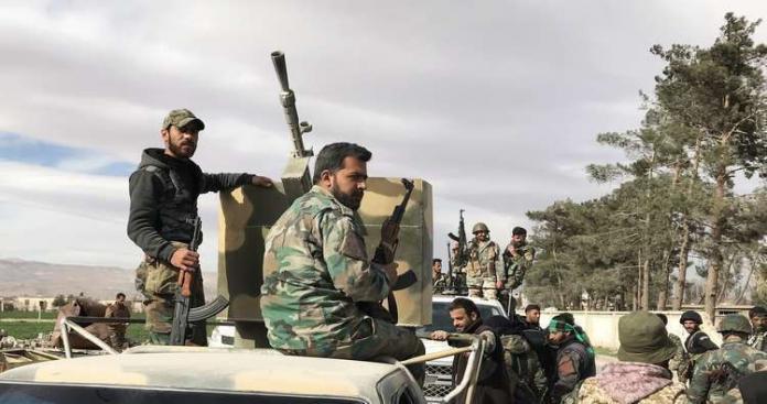 مجموعة من الفيلق الخامس توجه صفعة قوية لنظام الأسد في ريف اللاذقية