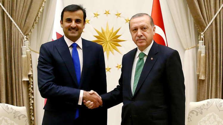 قطر تتدخل لإنقاذ تركيا من أزمة خانقة