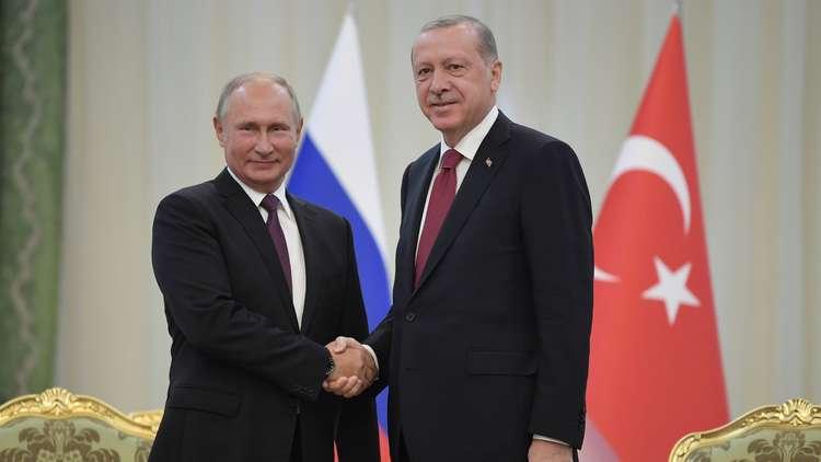 """صحيفة روسية: """"أردوغان"""" قدَّم تنازلات لـ""""بوتين"""" في إدلب.. وهذا المقابل"""