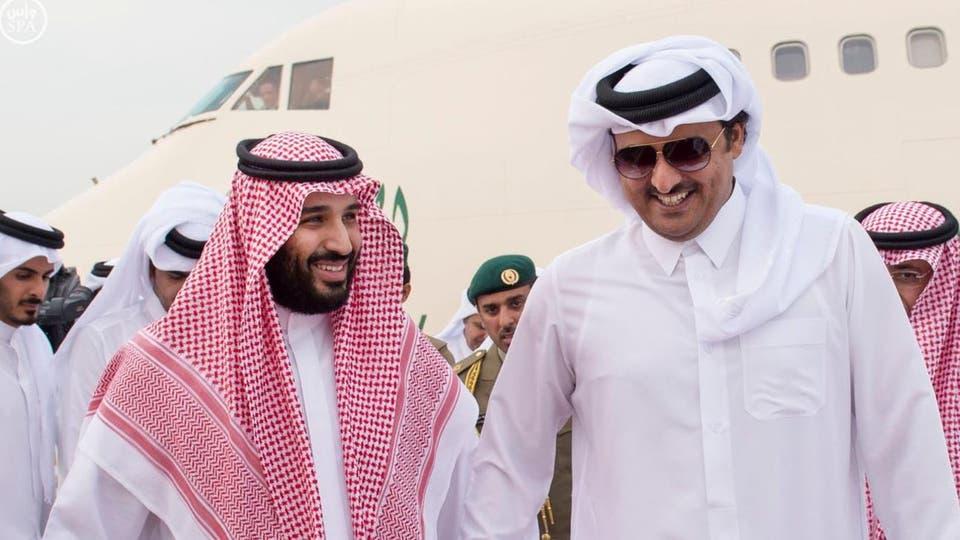 """إنقلاب مفاجئ بموقف """"ابن سلمان"""" لإنهاء الأزمة مع قطر.. ومصادر تكشف التفاصيل"""