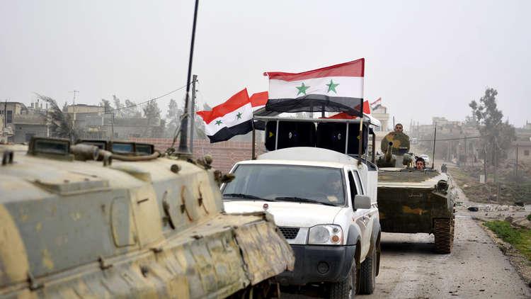 اختفاء عناصر من قوات الأسد وضباط روس في ديرالزور..ومصادر ترجح تورط الحرس الإيراني