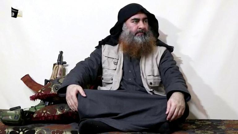 """استخبارات دولة عربية تكشف مكان تواجد """"البغدادي"""" زعيم تنظيم الدولة"""