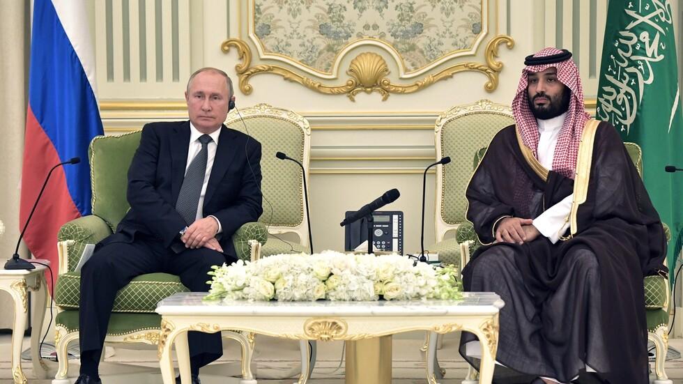"""الدب الروسي """"بوتين"""" يظهر هزيمته لـ""""بن سلمان"""".. ويجهز مفاجأة صادمة للسعودية"""