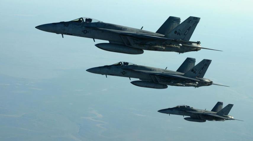 واشنطن تستهدف قواعدها العسكرية شمال سوريا بغارات جوية.. وهذا السبب