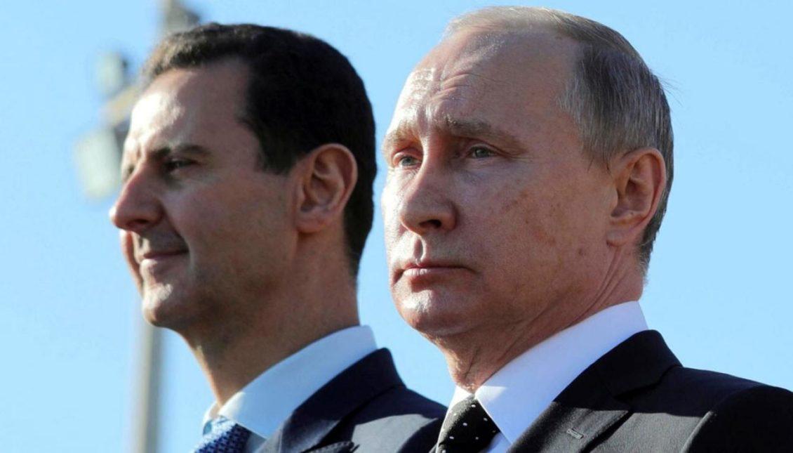 قيادي بالجيش الحر يكشف عرضًا روسيًّا يتضمن التخلي عن بشار الأسد
