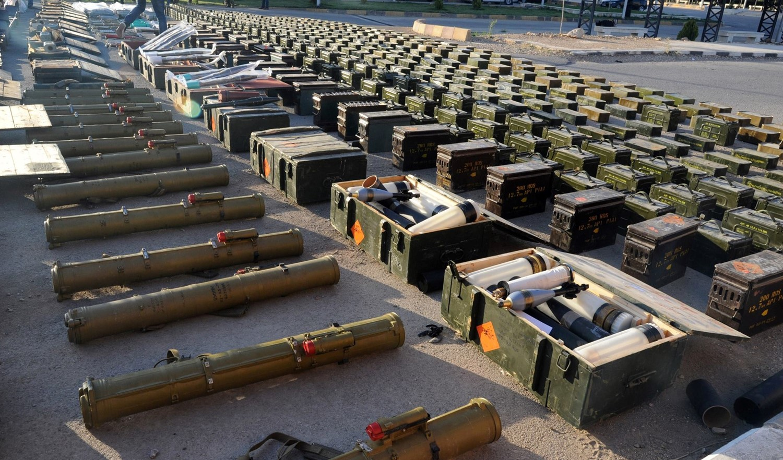 النظام يعثر في درعا على سلاح استراتيجي للفصائل قادر على قلب المعادلة