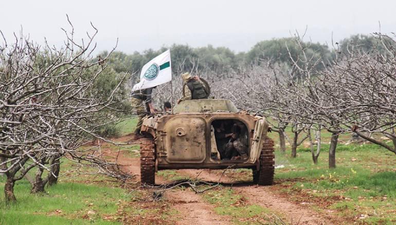 """مصدر بـ""""أحرار الشام"""": تركيا تعتبر """"هيئة تحرير الشام"""" قوة ضاربة.. ويكشف عن رسالتها للفصائل"""