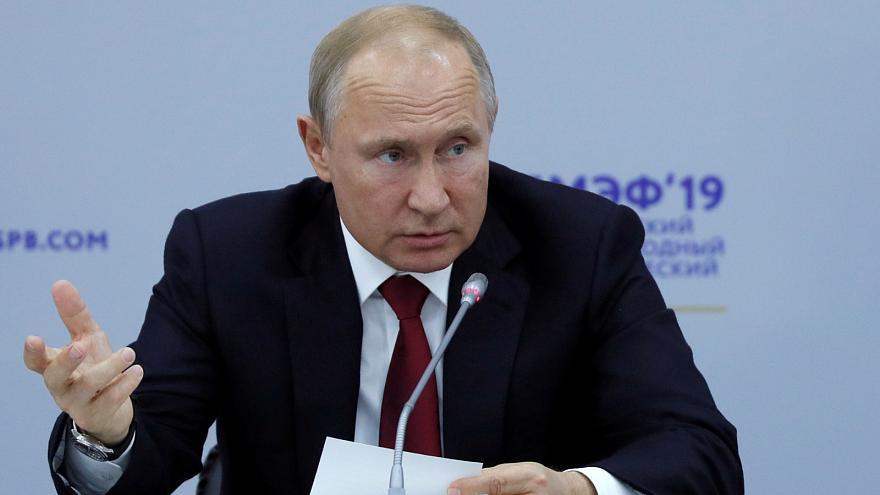 """أوَّل تصريح لـ """"بوتين"""" بعد خسائر ميليشياته الفادحة على جبهات حماة"""