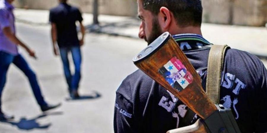 شجار في دمشق بالقنابل الحربية بين عنصرين تابعين للنظام بسبب فتاة