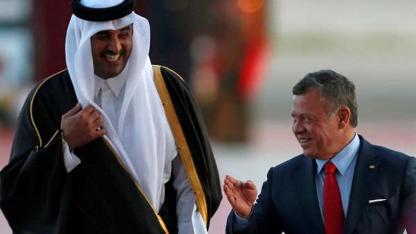 """توقع خطير لرئيس الديوان الملكي الأردني حول لقاء أمير قطر مع """"الملك عبدالله"""""""