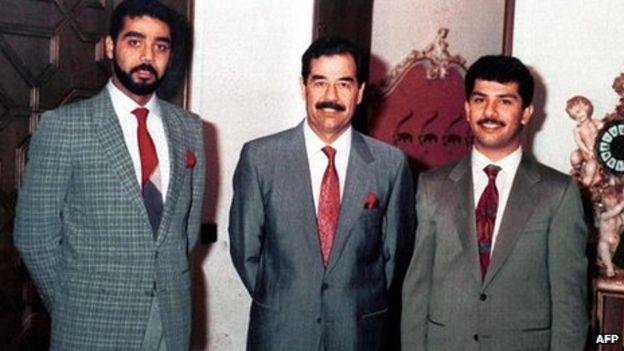"""مفاجأة غير متوقعة.. مصادر تكشف ما فعله """"تنظيم الدولة"""" بجثمان """"صدام حسين"""" وابنيه"""