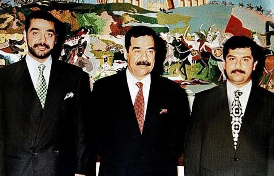 الكشف عن مفاجأة بشأن أبناء صدام حسين الذكور لا يعرفها كل شعب العراق