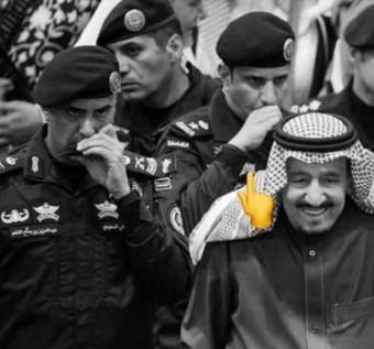 مفاجأة بشأن هوية قاتل حارس الملك سلمان.. ومنصب والده الحساس في السعودية (صور)