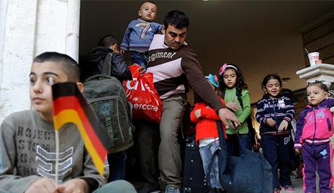 الحكومة الألمانية تحسم موقفها من إعادة اللاجئين السوريين لبلادهم