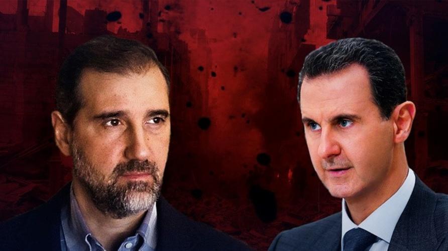 رامي مخلوف يهدد بشار الأسد في مقطع فيديو جديد