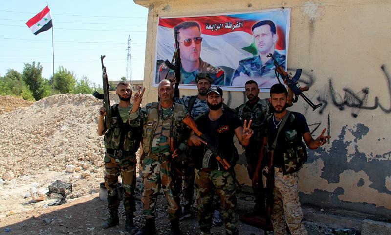 """""""تحرير الشام"""" تدعو قوات الأسد إلى الانشقاق.. وتوجه رسالة مهمة لعناصره"""