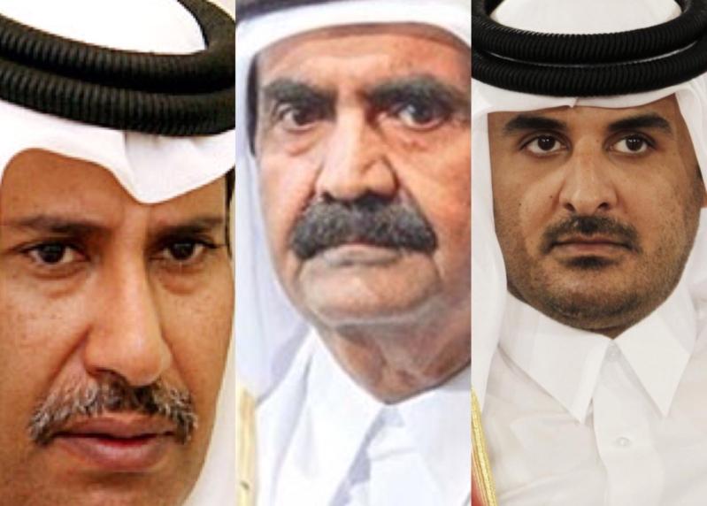 بسبب قمم مكة الثلاث.. مصادر تكشف ما حدث داخل العائلة الحاكمة بقطر