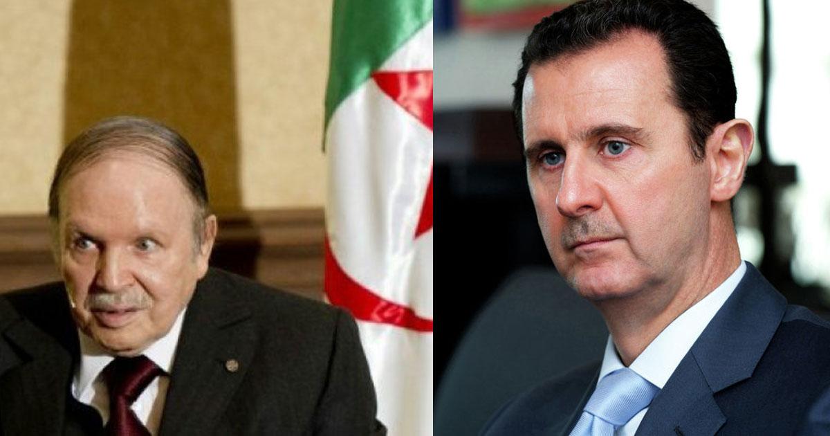 فيصل القاسم: هذا سر تمسك القوى الدولية بالأسد وتخليها عن بوتفليقة في الجزائر