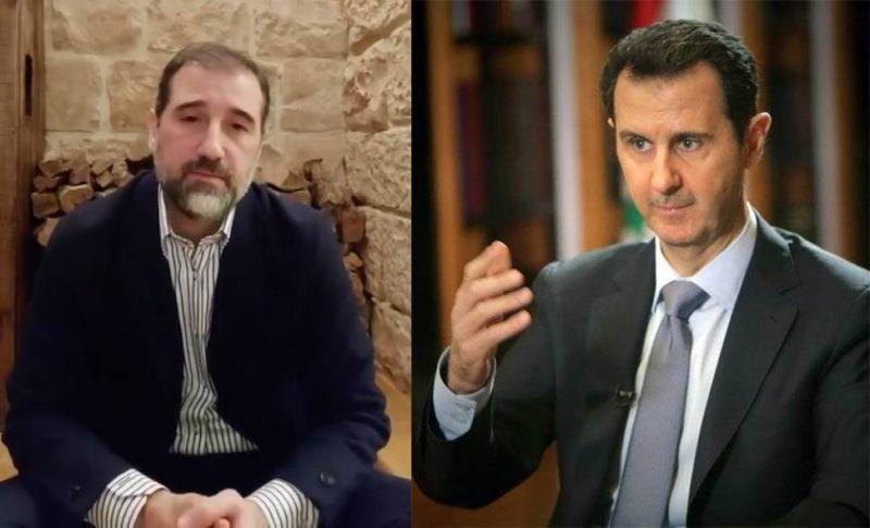 الصراع يشتعل مجددًا بين رامي مخلوف وبشار الأسد..وقرار حاسم من الأخير واجب التنفيذ