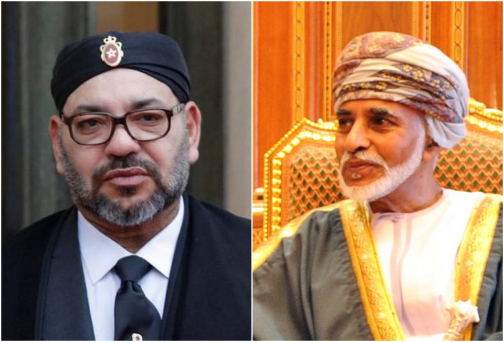 غاب متعمدًا.. ما سر عدم عزاء ملك المغرب في السلطان قابوس؟