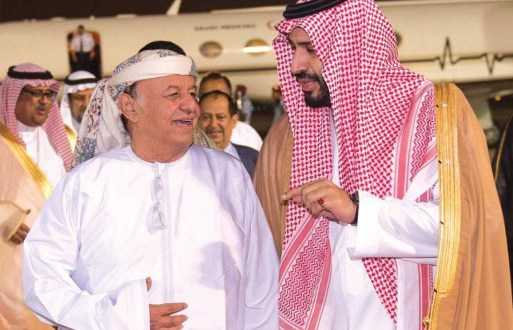 بعد إعلانه الحرب على الإمارات.. قرار صادم من محمد بن سلمان بشأن الرئيس اليمني