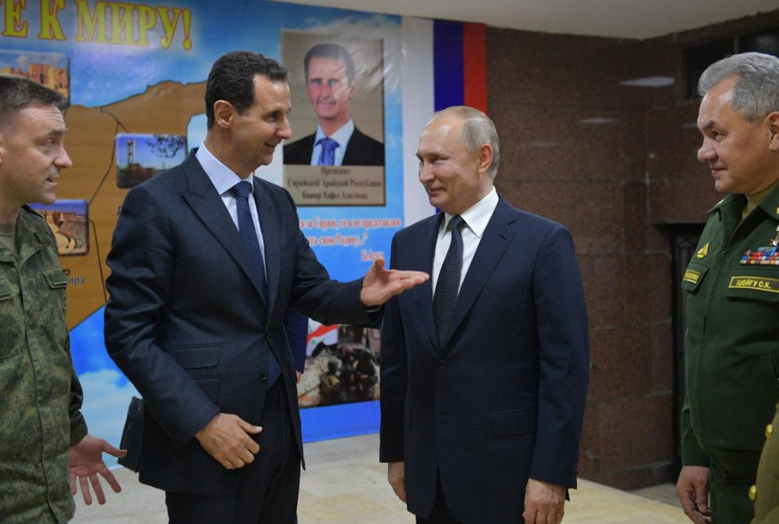 اعتراف روسي كبير بخطر يهدد أركان نظام بشار الأسد