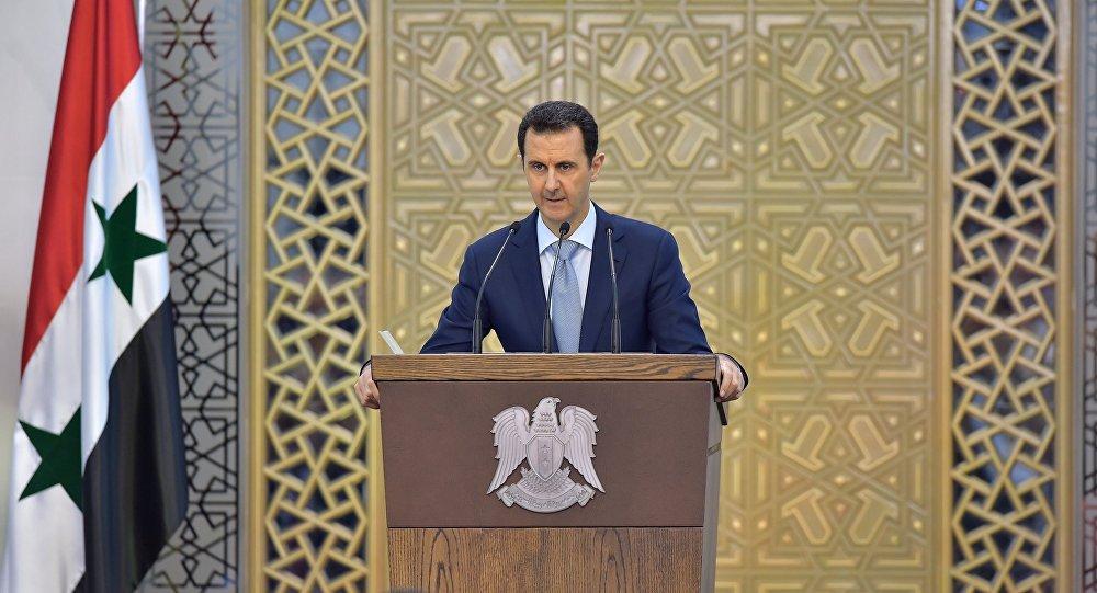 """بعد السخط الشعبي في مناطق النظام.. بشار الأسد يشحذ السكين للتضحية بـ""""كبش جديد"""""""