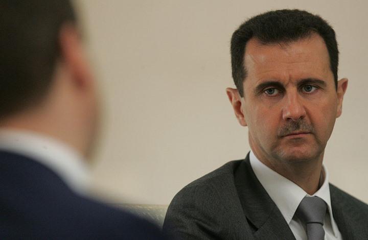 """""""الأخبار"""" اللبنانية تكشف عن لقاءات سرية تقودها الإمارات بشأن بشار الأسد"""