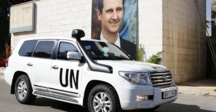 """""""الأمم المتحدة"""" تشكر """"نظام الأسد"""".. """"الائتلاف السوري"""" يعلق"""
