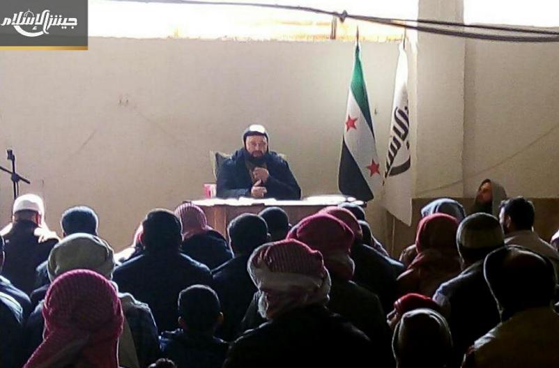 """بينما تتعرض إدلب لحملة إبادة روسية.. شاهد ماذا يفعل مقاتلو """"جيش الإسلام""""؟"""