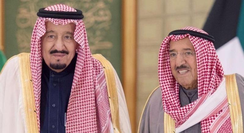 رسالة عاجلة من الملك سلمان ومحمد بن سلمان إلى أمير الكويت بعد تطورات مفاجئة