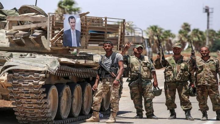 وكالة: ضباط عليون رفيعي المستوى ومقربين من بشار الأسد أبلغو شخصيات أمنية غربية بقرار مفاجئ