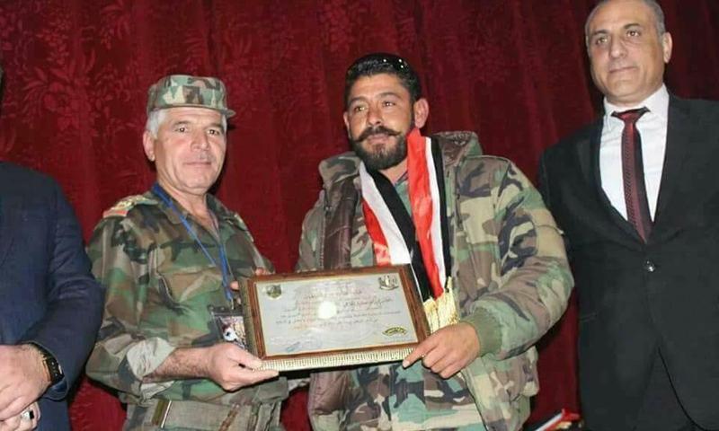 هروب قيادي بارز من فصائل المصالحة إلى لبنان