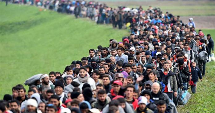 رقم مهول أكثره من السوريين.. ألمانيا تعلن عن عدد اللاجئين وطالبي اللجوء فيها