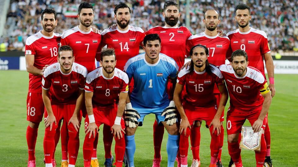 أحمد شلاش يُفجّر مفاجأة عن مشاركة المنتخب السوري - البراميل في كأس آسيا: المعارضة أولى
