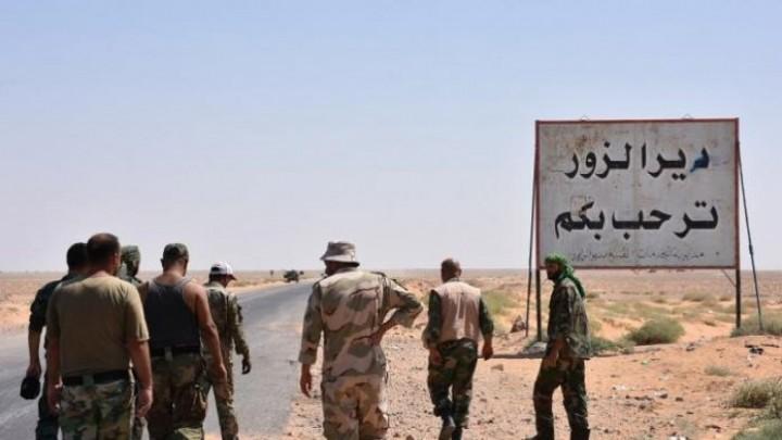 """هجوم انتقامي للميليشيات الإيرانية على """"قوات الأسد"""" بدير الزور.. وخسائر الأخير فادحة"""