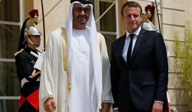 ولي عهد أبو ظبي يلغي زيارته إلى فرنسا.. وإعلامية أردنية تكشف السبب