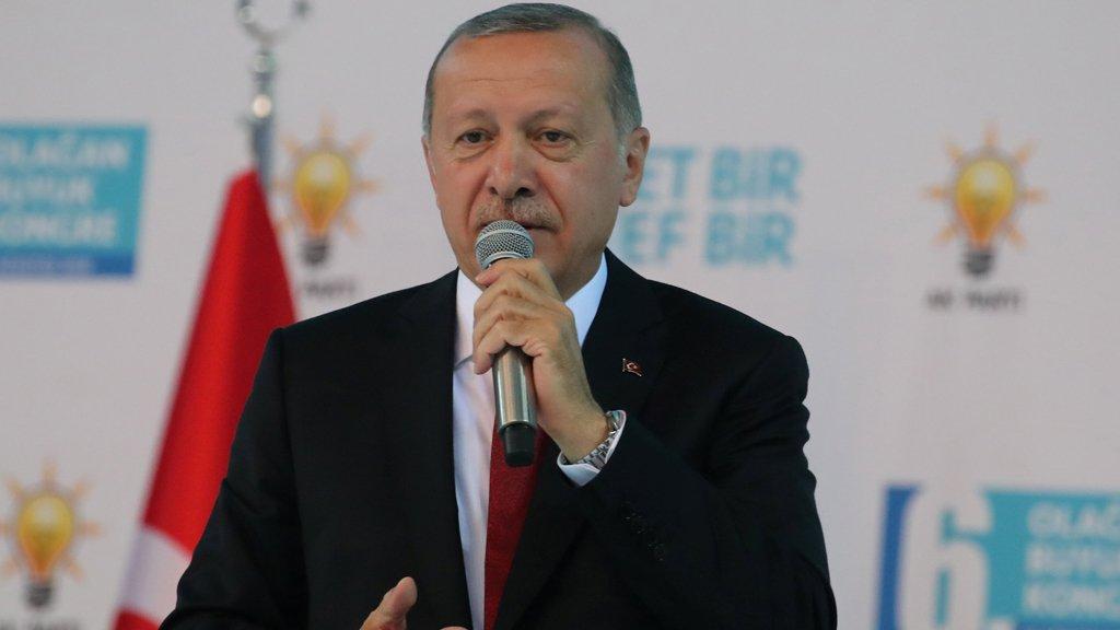 """""""أردوغان"""" يعلن عن تعهد حاسم بشأن سوريا"""