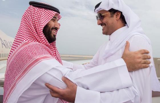المنجمة اللبنانية ليلى عبداللطيف تتنبأ بمفاجأة مدوية في الخليج بشأن محمد بن سلمان وتميم بن حمد