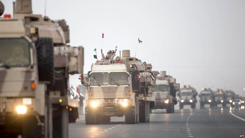 """""""يني شفق"""": تحركات عسكرية سعودية - إمارايتة قرب الحدود التركية مع سوريا.. وهذه أهدافها"""