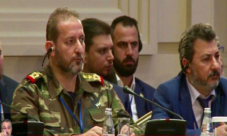 """العميد """"فاتح حسون"""" يوضح حقيقة وجود صفقة بين تركيا وروسيا حول إدلب"""