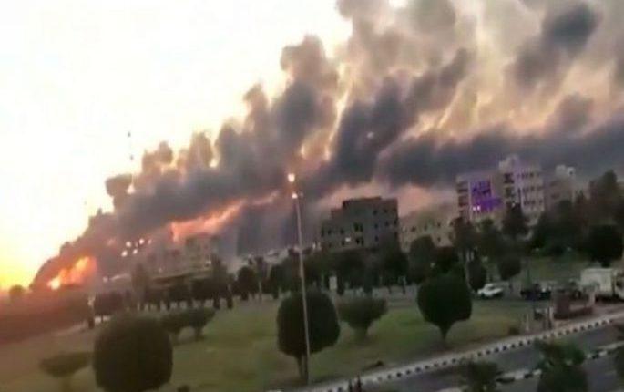 """أخيرًا.. """"التحالف العربي"""" يكشف نتائج التحقيق في هجومي بقيق وخريص بالسعودية وأنواع الأسلحة المستخدمة"""
