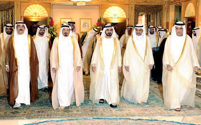 حادثة غامضة تهز أسرة حاكمة في الإمارات.. شيوخ الدولة يبكون وديوان الشارقة يكشف التفاصيل (صورة)