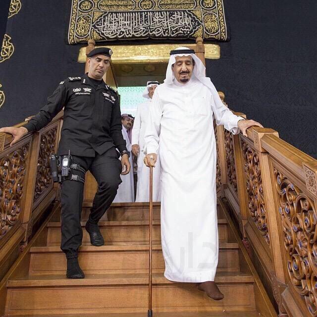 """مفاجآت وتفاصيل صادمة في مقتل حارس """"الملك سلمان"""".. واستنفار عاجل لـ""""الشرطة السعودية"""" (صورة)"""