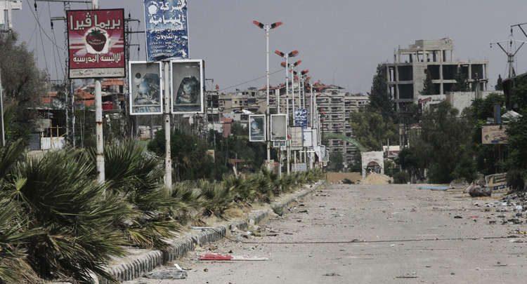 رقص مختلط وشرب خمور.. هكذا تحوَّلت أبرز معاقل الثورة في دمشق إلى ملهى ليلي