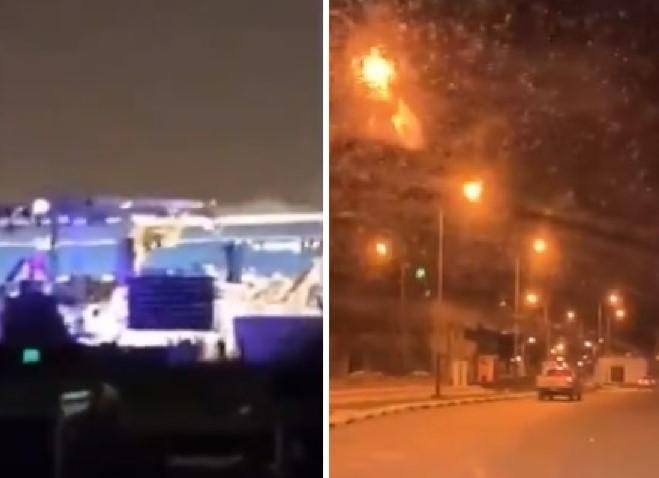 """هروب جماعي من حفل مطرب شهير في السعودية.. ومغردون: """"غضب الله حل على المكان"""" (فيديو)"""