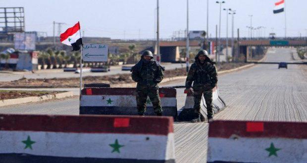"""على وقع معارك حماة.. إجراءات عسكرية مفاجئة لـ""""قوات الأسد"""" في دمشق"""