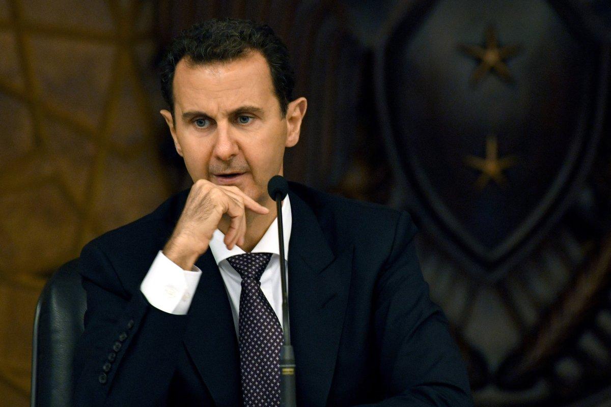فيصل القاسم يتساءل عن سر اختفاء بشار الأسد بعد إصابته بفيروس كورونا