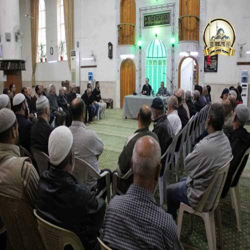 هذا ما فرضه نظام الأسد على أئمة المساجد بريف حمص عقب سيطرته عليه