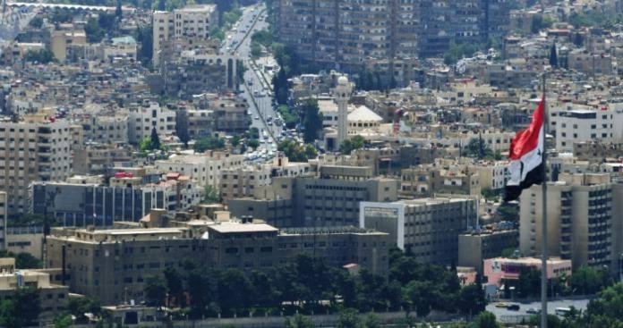 نظام الأسد يعاني من أزمة جديدة داخل العاصمة دمشق